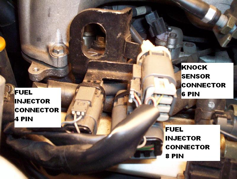 CONNECTORS welcome to q45 Infiniti Q45 Engine Compartment at readyjetset.co
