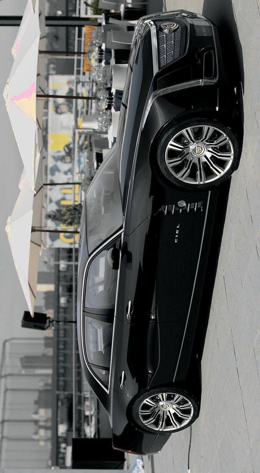 A cadillac flagship rendering nissan forum nissan forums