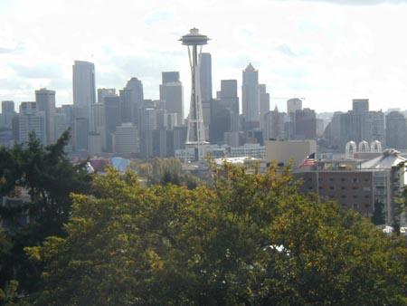 Seattle Washington October 2004